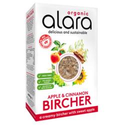 Organic Alara Apple & Cinnamon Bircher 650g