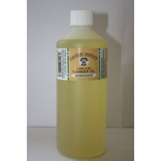 Grapeseed Carrier Oil  500ml