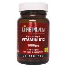 Vitamin B12, 30 tabs