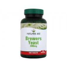 Brewers Yeast, 300mg, 500 tabs
