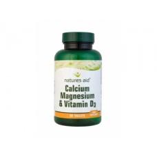 Calcium Magnesium and Vitamin D3, 90s