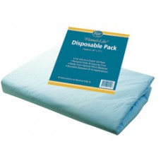 Flannel (blue disposable pad)