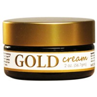 Gold Cream 2oz (56.7gm) Baar