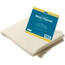 "Wool Flannel 18""x30"" Baar"
