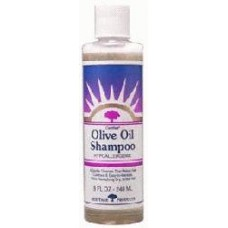Olive oil shampoo unscented 360ml
