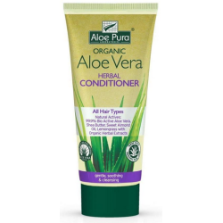 Aloe Pura Organic Aloe Vera Herbal Conditioner - 200ml