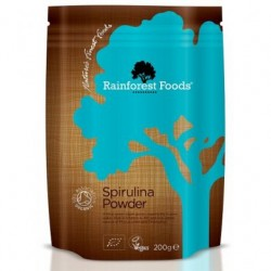 Rainforest Spirulina Powder, 200g