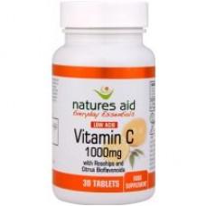 Vitamin C - 1000mg LOW ACID, 30s plus 33% Extra Free