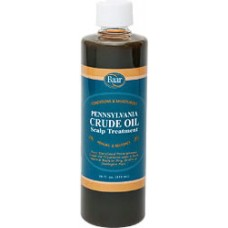 Crude oil scalp treatment 16 fl oz (473ml) (BAAR)