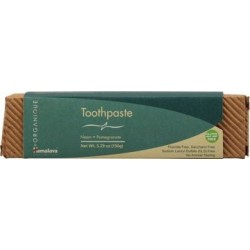 Himalaya Organique Toothpaste - Neem and Pomegranate - 113g