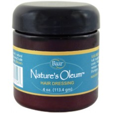 Natures oleum hair dressing (Baar) 4oz (113.4 gm)
