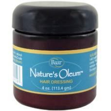 Crudoleum natures oleum hair dressing (Baar) 4oz (113.4 gm)