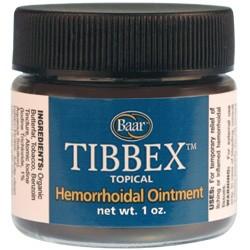 Tibbex (Hemorroidal Ointment) 1oz