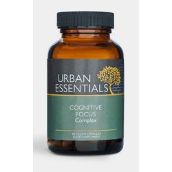 Urban Essentials Cognitive Focus Complex 60 Capsules